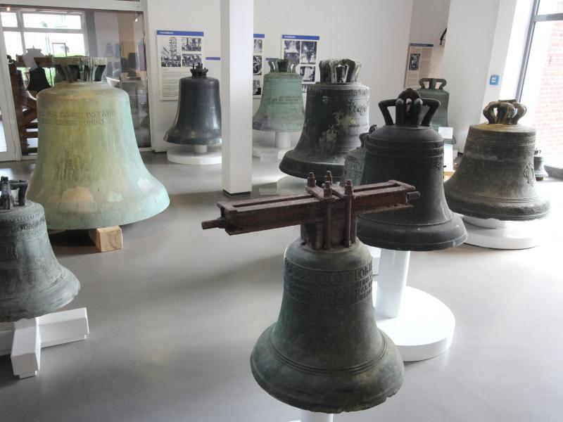 Bild zu Glocken in allen Größen
