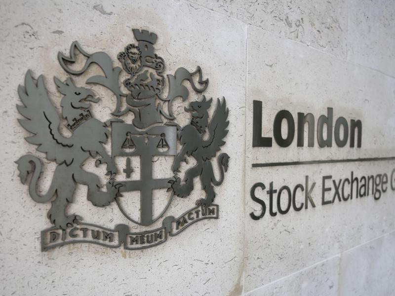 Bild zu Londoner Börse
