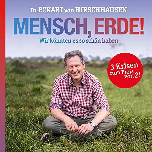 Hörbücher, Urlaub, Fridays for Future, Dr. Eckhart von Hirschhausen, Klimawandel, Nachhaltigkeit