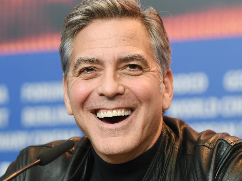Bild zu George Clooney