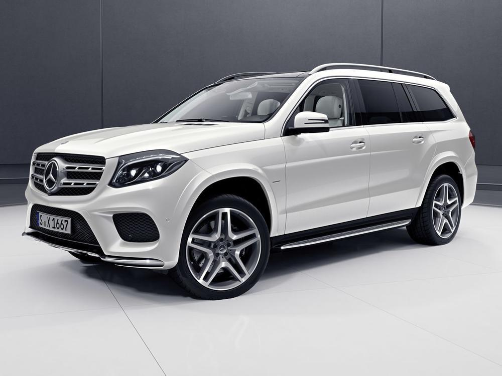 Bild zu Mercedes-Benz GLS Grand Edition
