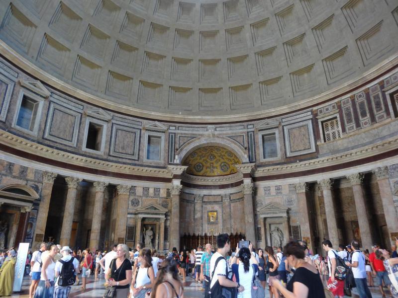 Bild zu Pantheon in Rom
