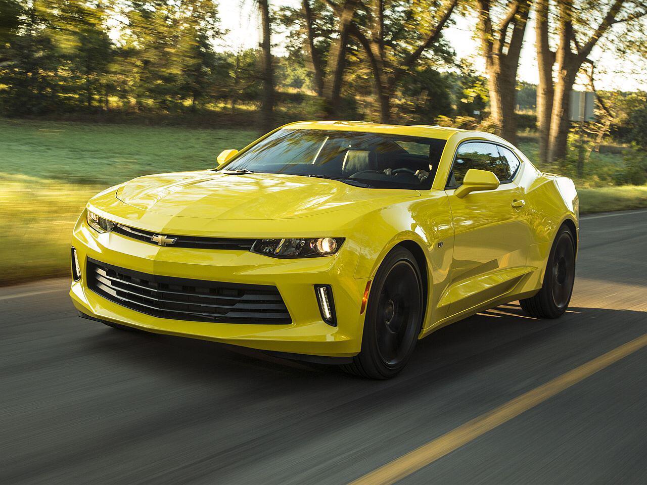 Bild zu Chevrolet Camaro