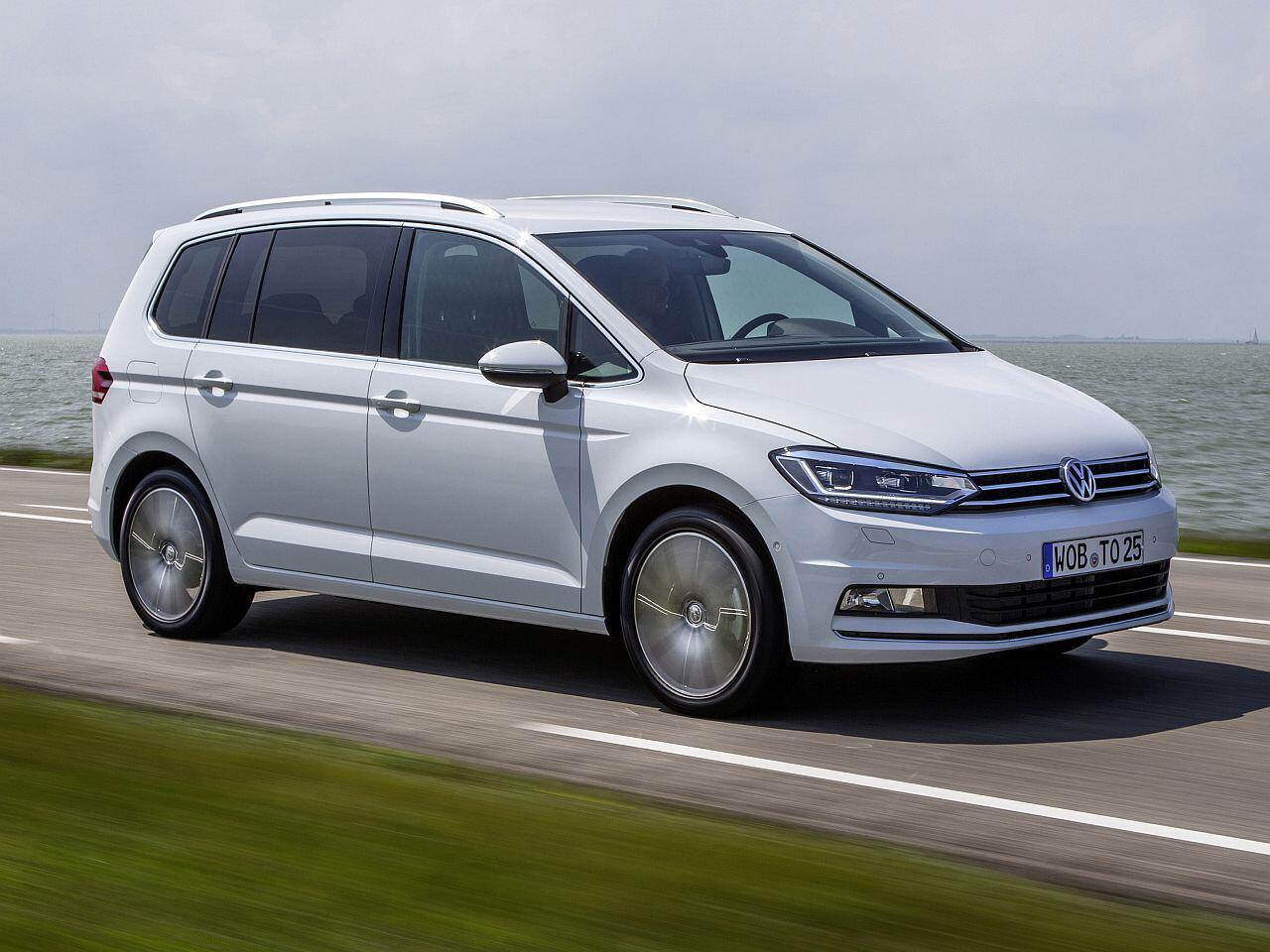 Bild zu Großraum-Vans: VW Touran