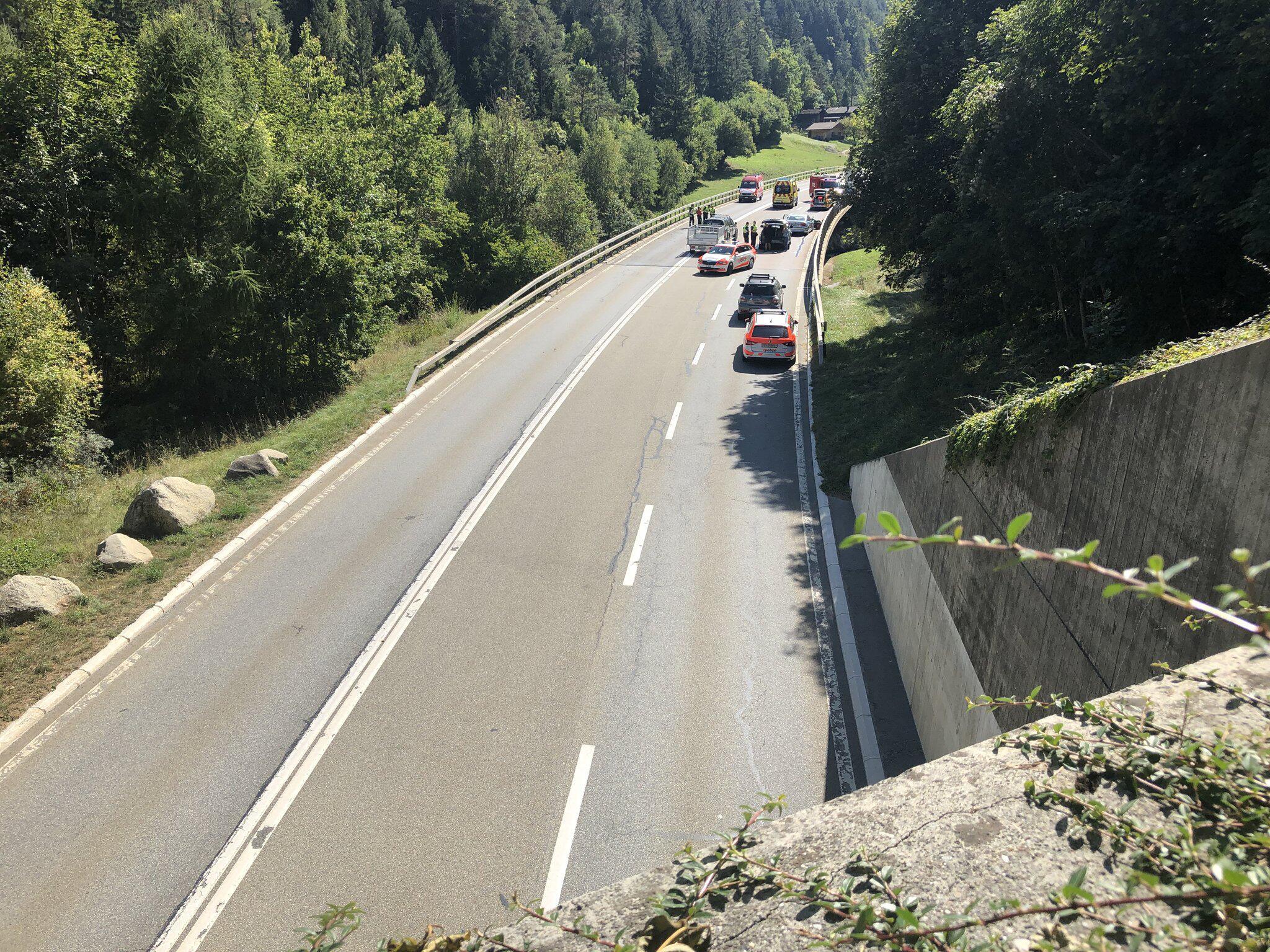 Bild zu 14-Jähriger stirbt bei Unfall mit Traktor im Wallis