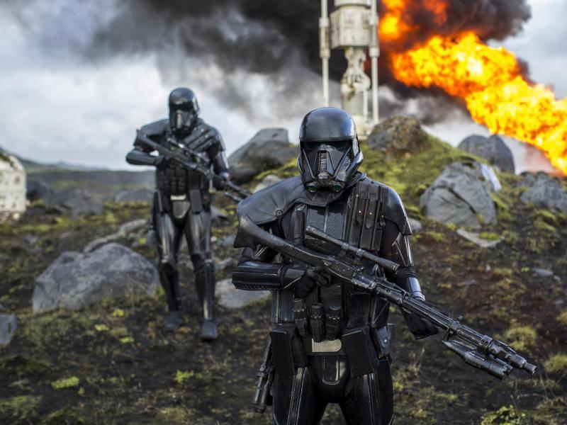 "Bild zu ""Rogue One: A Star Wars Story"""