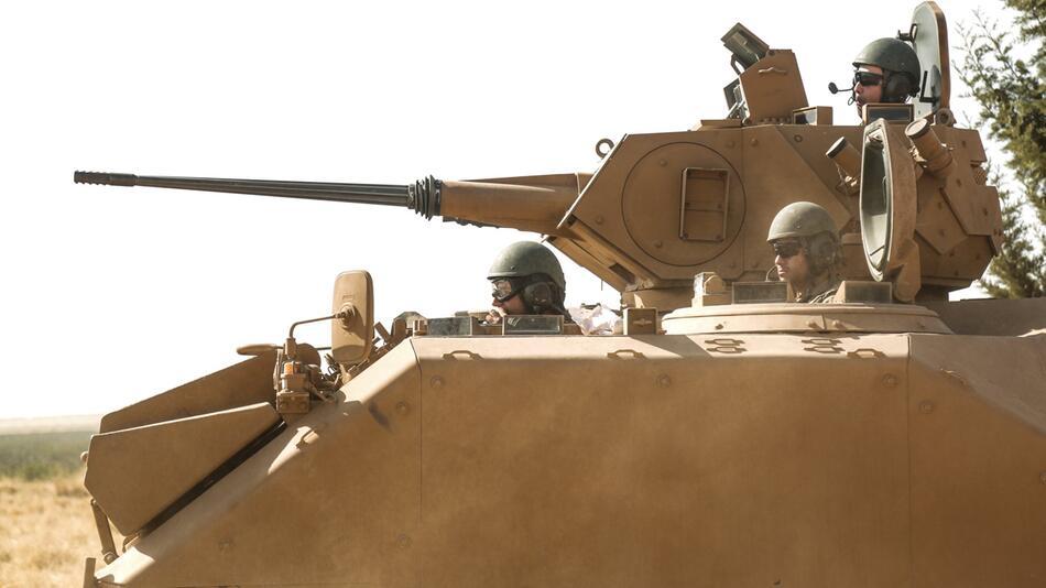 Militäroffensive der Türkei