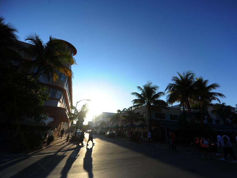 Bild zu Miami Beach: Stadtansichten