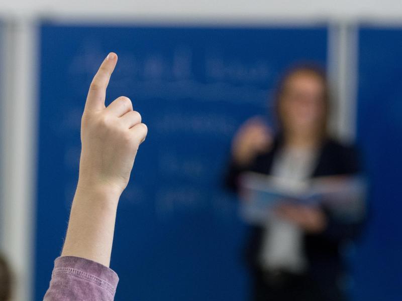 Bild zu Lehrer sind meist Beamte