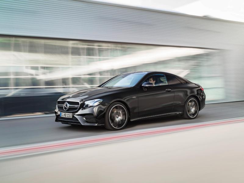 Bild zu Mercedes-AMG E 53