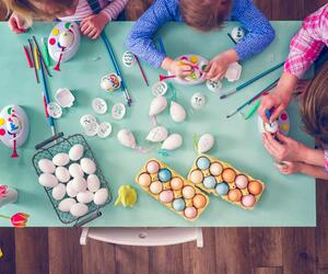 ostern, basteln, dekoration, ostereier, kreativität, kinder, osterhase, eier, diy