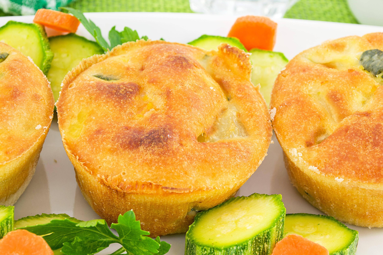 Bild zu Kartoffel-Muffins