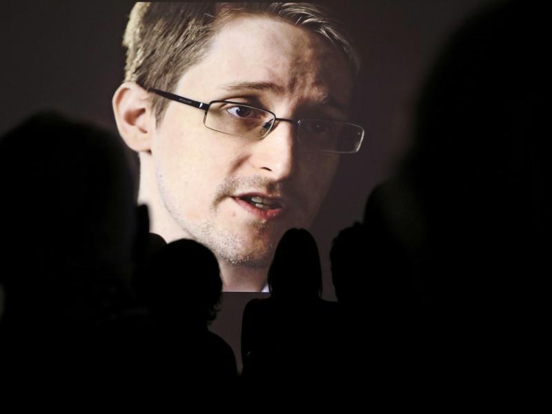 Bild zu Edward Snowden