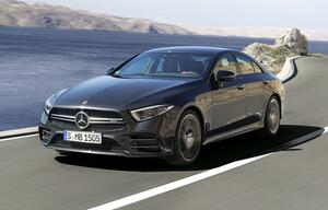 Die neuen Mercedes-AMG 53er Modelle als CLS, E-Klasse Coupé und Cabriolet