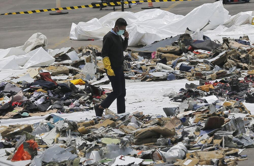 Bericht macht Boeing für Absturz in Indonesien verantwortlich