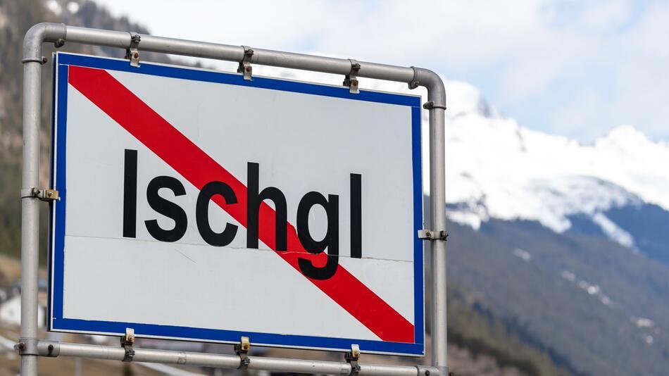 Ischgl - Ortsschild