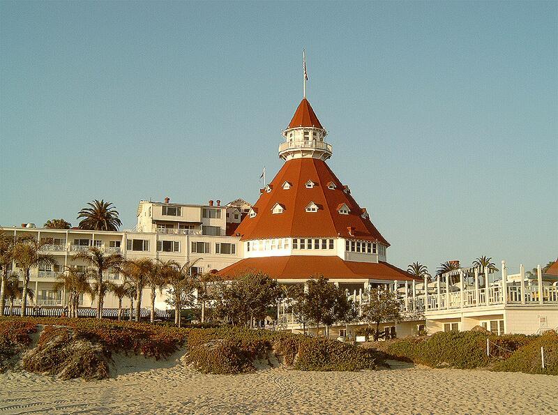 Bild zu Manche mögen's heiß: Hotel del Coronado, San Diego