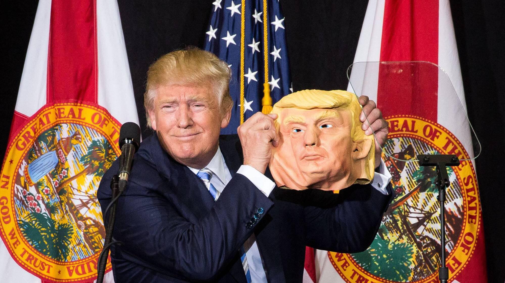 Bild zu US-Wahl, Donald Trump, Hillary Clinton