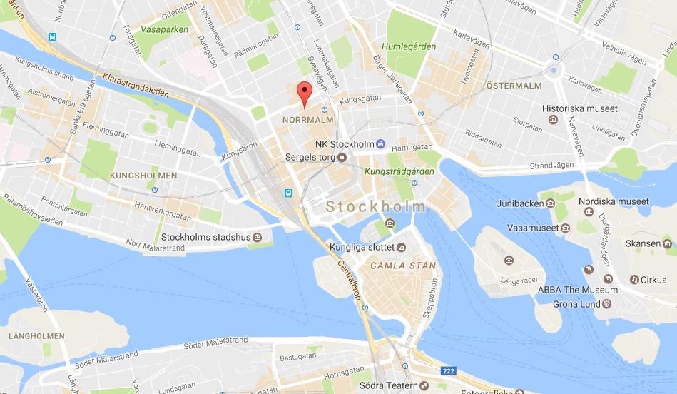 Bild zu LKW, schweden, stockholm