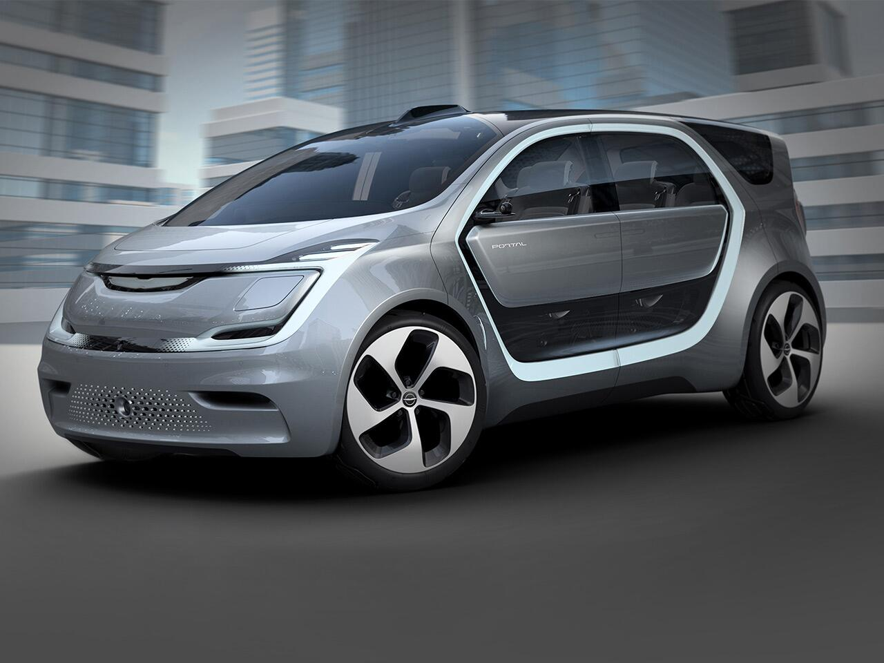 Bild zu Chrysler Portal Concept