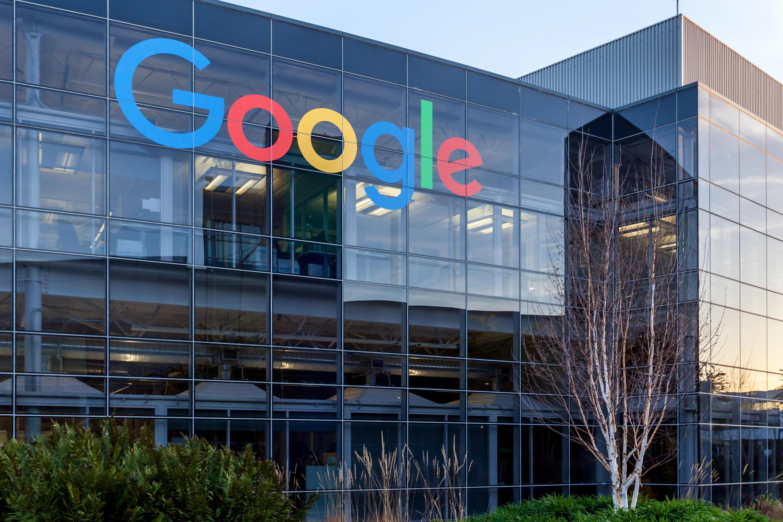 Bild zu Google