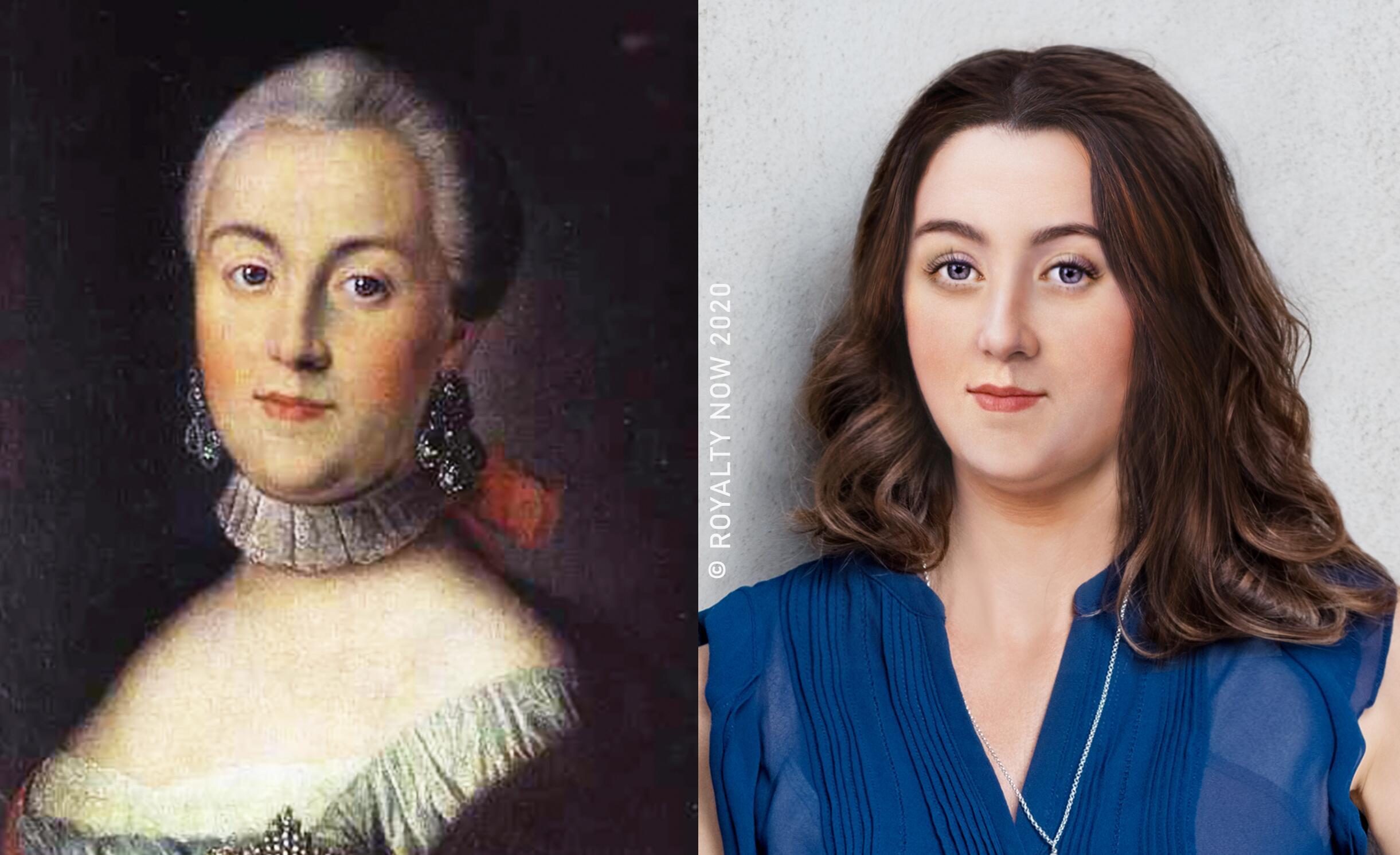 Bild zu Katharina die Große
