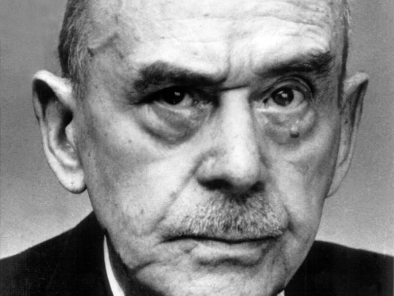 Bild zu Thomas Mann