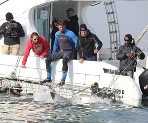 Michael Phelps, Weißer Hai