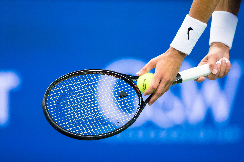 Bild zu Tennis