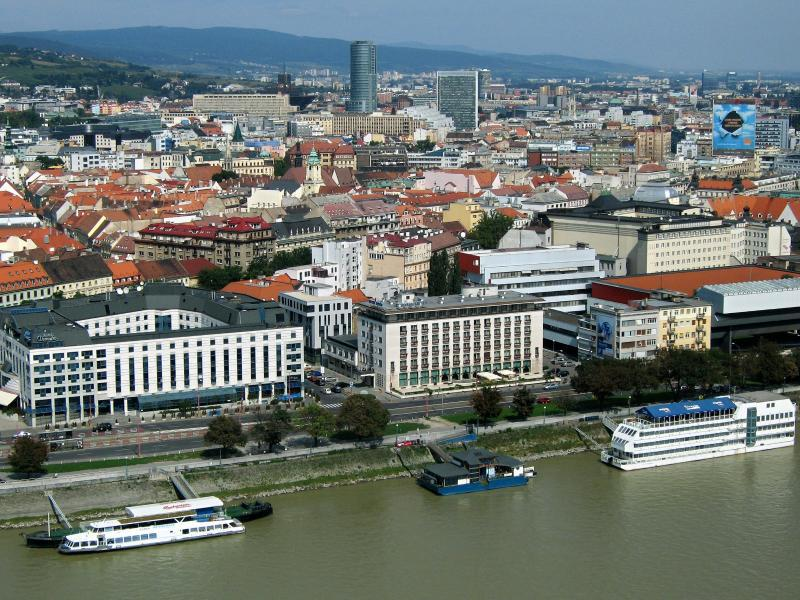 Bild zu Bratislava