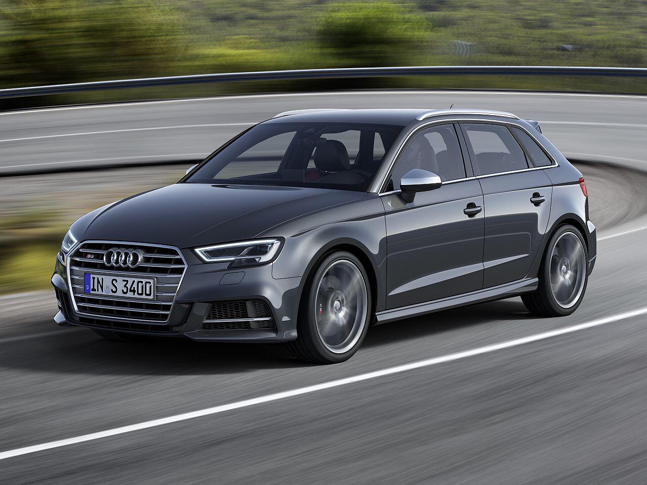 Bild zu Audi S3 Sportback