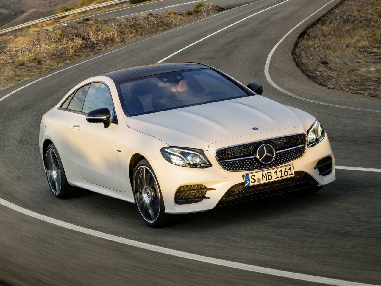 Bild zu Sportwagen: Mercedes-Benz E-Klasse Coupé