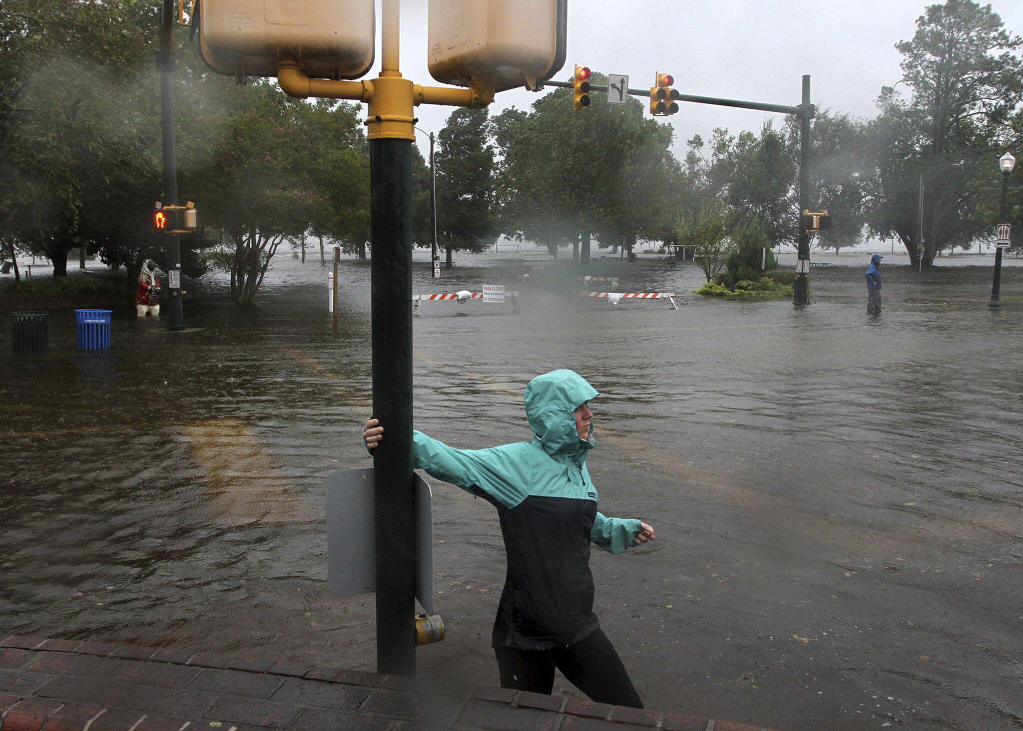 Bild zu Hurricane Florence, USA, Hurrikan 2018