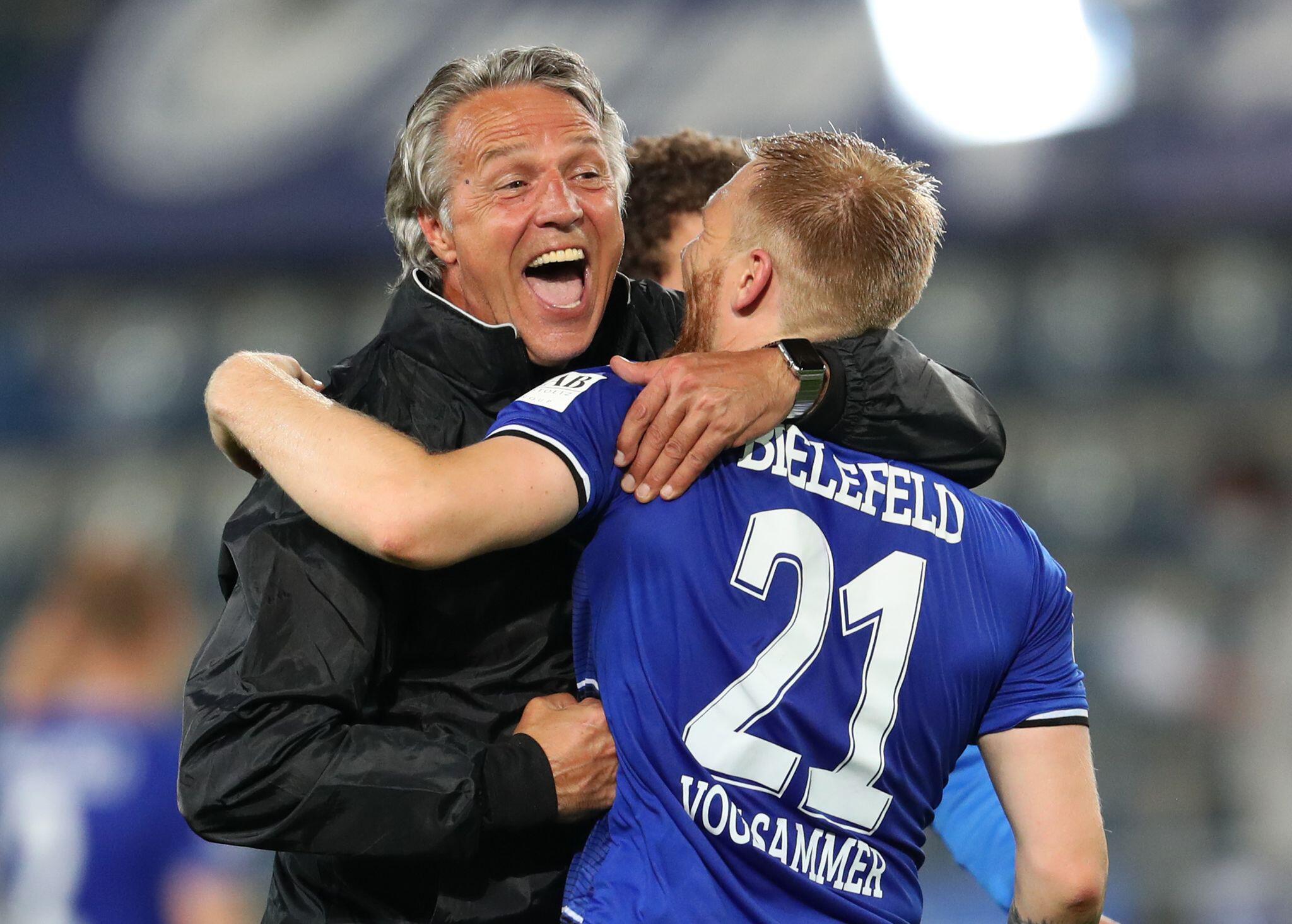 Bild zu Arminia Bielefeld - Dynamo Dresden