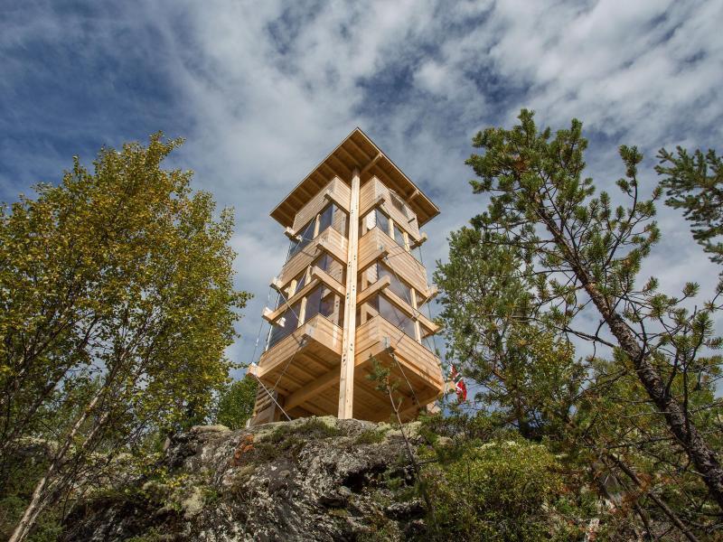 Bild zu «Elchturm» in Norwegen