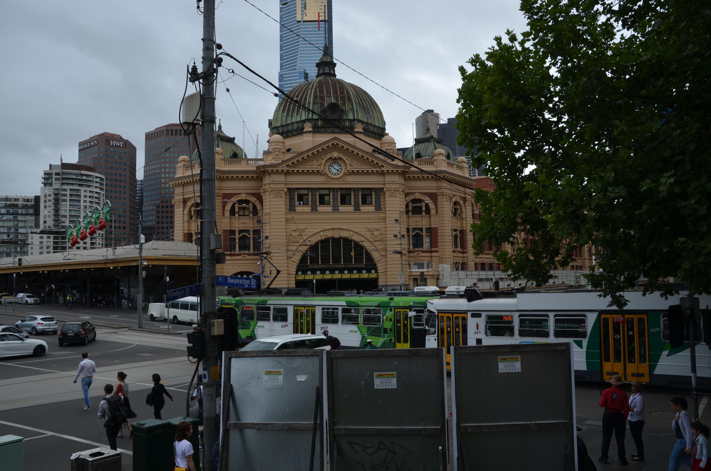Bild zu Flinders Street Station