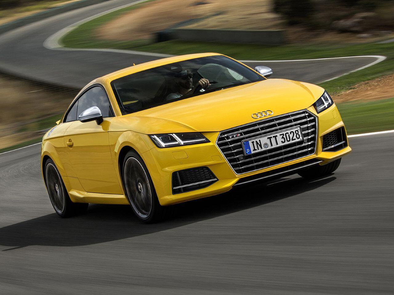Bild zu Audi TTS Coupé