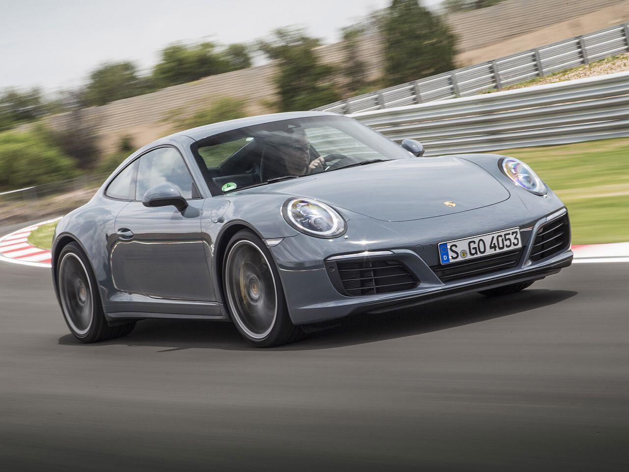 Bild zu Sportwagen: Porsche 911