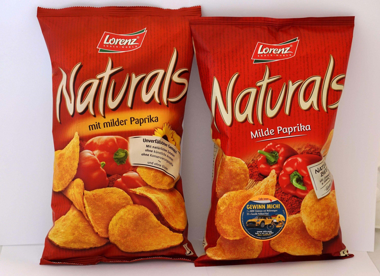 Bild zu Chips Naturals