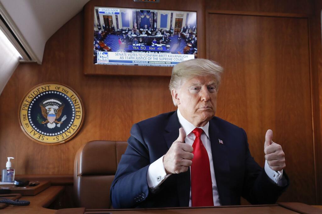 Donald Trump, Brett Kavanaugh