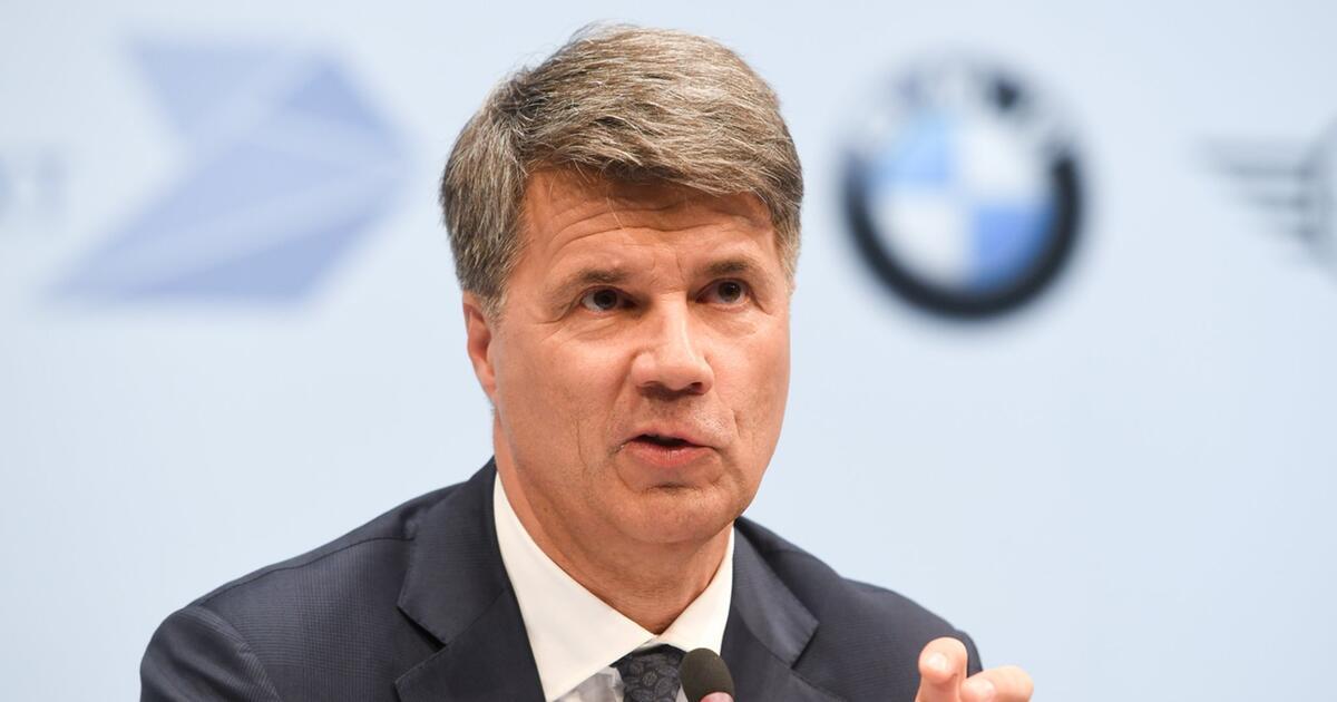 BMW-Chef Harald Krüger hört 2020 auf | GMX