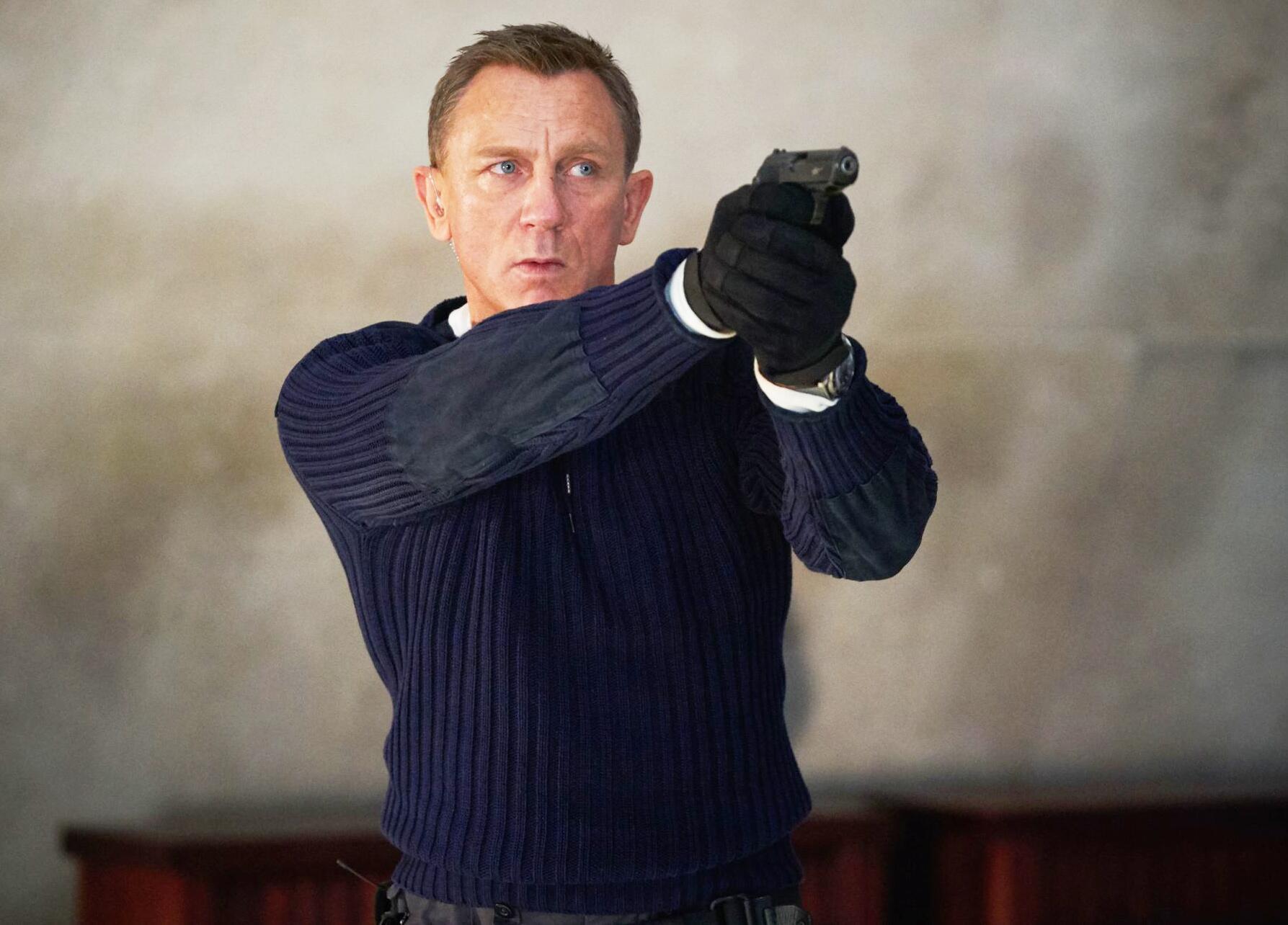 Bild zu James-Bond-Film «Keine Zeit zu sterben»