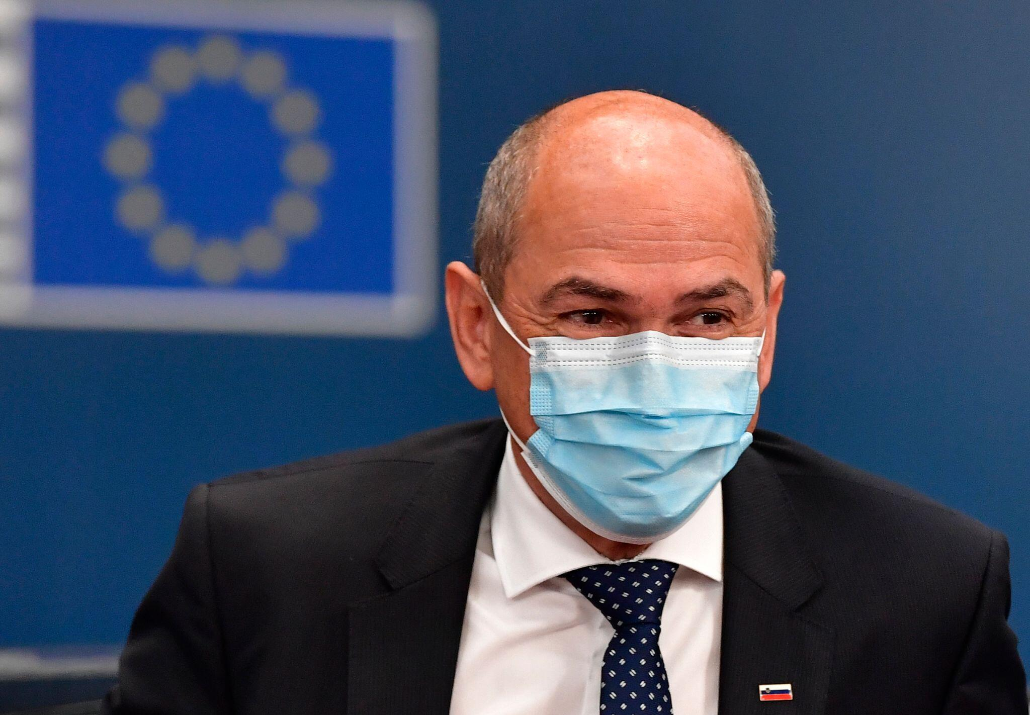 Bild zu Slowenischer Premier empört EU-Parlament