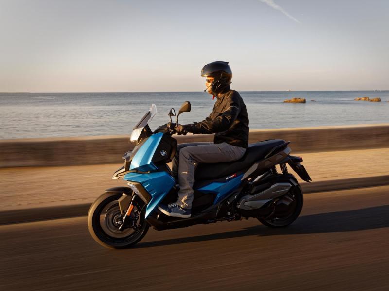 Bild zu BMW C 400 X