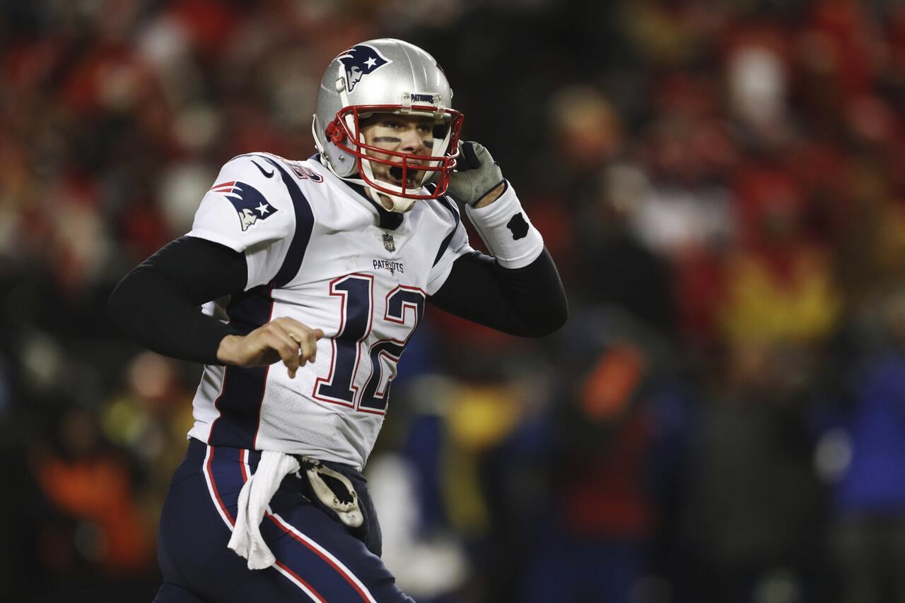 Bild zu Tom Brady
