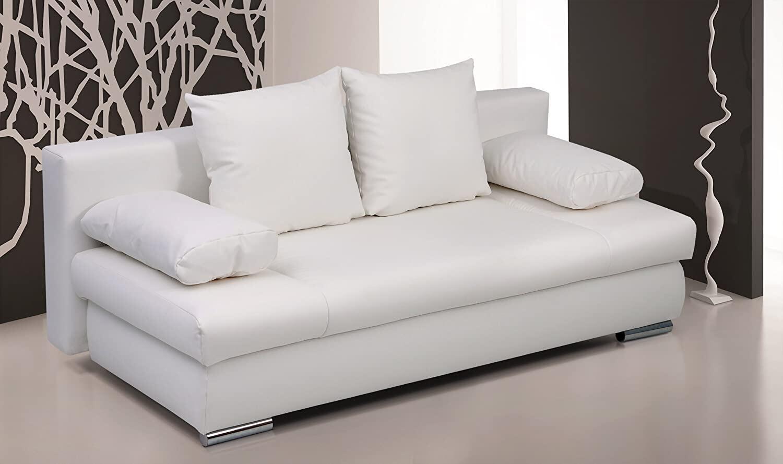Bild zu Praktisch, Möbel, kleine Räume, Wohnung, Zuhause, gemütlich, schlafsofa, klappbett