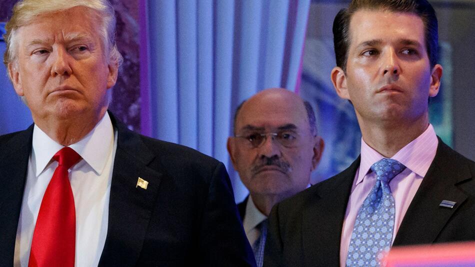 Anklage gegen Trump-Organisation