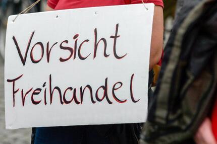 Protestschild