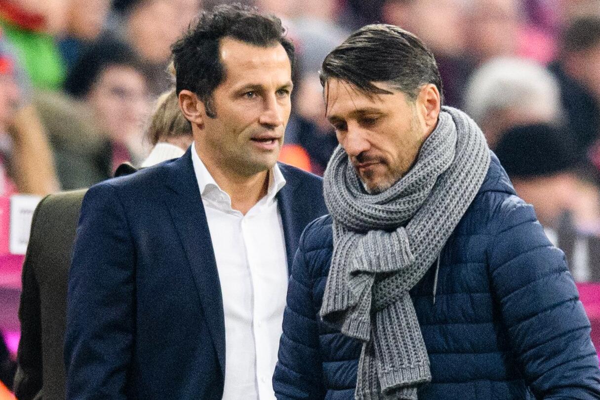 Bild zu Bayern München - SC Freiburg, Bundesliga, Hasan Salihamidzic, Niko Kovac
