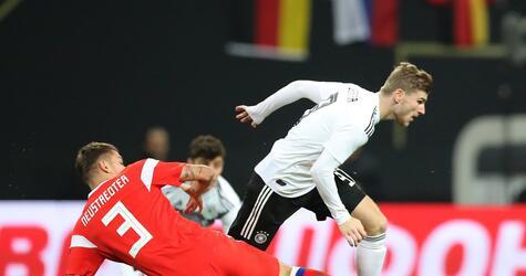 Deutschland - Russland